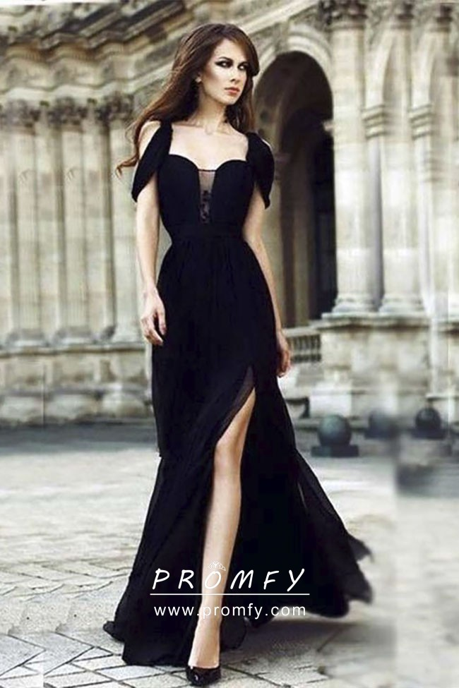 6278c905cc1 Long Black Dresses For Wedding Guest - Photo Dress Wallpaper HD AOrg