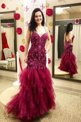 Drop Waist Dresses, Formal Gowns with Low Waistline - Promfy
