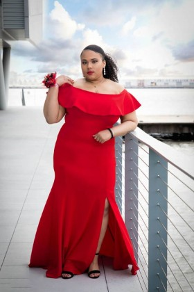 Plus Size Special Occasion Dresses for Formal Events - Promfy.com