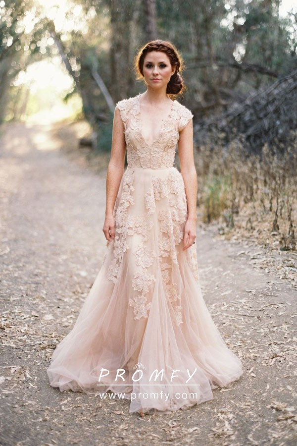 Vintage Style Lace Wedding Dresses Off 70 Buy